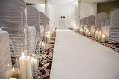 Our ballroom transforms...