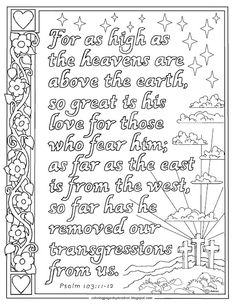 Print and color picture pages of Bible verses and fun pictures for churches, schools, and families. Nativity Coloring Pages, Colouring Pages, Coloring Pages For Kids, Coloring Books, Colouring Sheets, Bible Crafts For Kids, Bible Lessons For Kids, Kid Crafts, Bible Verse Coloring Page