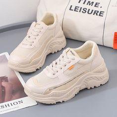 Cute Sneakers, Casual Sneakers, Cute Shoes, Casual Shoes, Women's Casual, Women's Shoes, Beige Nike Shoes, Womens Fashion Sneakers, Fashion Shoes