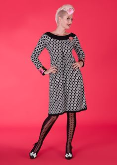 Dresses 2013 All ‹ Margot by MWM Honey Ryder, King Louie, Pretty Outfits, Pretty Clothes, Dresses 2013, Mod Fashion, Retro, Frocks, Designer Dresses