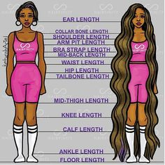 Home Hair Treatments For Oily, Normal And Dry Hair Hair length chart (Hair Growth Chart) Natural Hair Care Tips, Long Natural Hair, Natural Hair Growth, Natural Hair Journey, Natural Hair Regimen, Relaxed Hair Growth, Relaxed Hair Journey, Natural Hair Transitioning, Natural Hair Styles For Black Women