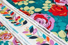 Blythe Fabrics for Robert Kaufman - Rebecca Bischoff