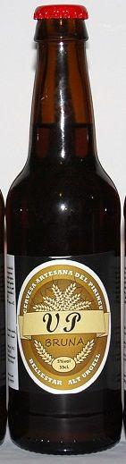 ViP Bruna País: España Zona: Catalunya Empresa: ViP Cervesa Artesana del Pirineu Tipo de elaboración: Artesanal 5º