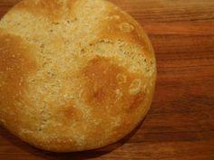 Pão orgânico (sem açúcar e sem gordura)