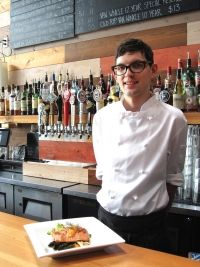 Before joining Portland Craft a year ago, Vancouver chef Zach Poole honed his skills creating Spanish food—and he hasn't lost his passion for this cuisine when he cooks at home.