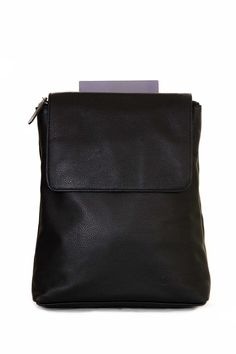 7a1d578a2 MOCHILA DREYFUSS de cuero / Leather backpack DREYFUSS Designed and made in  Buenos Aires, Argentina