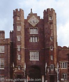 St. James's Palace It is also the London residence of the Princess Royal, Princess Beatrice of York and Princess Alexandra, The Honourable Lady Ogilvy.