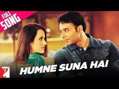 Humne Suna Hai - Full Song   Mere Yaar Ki Shaadi Hai   Uday Chopra   Sanjana - YouTube Dream Guy, Girls Dream, Udit Narayan, Yash Raj Films, Happy Song, Video Full, Childhood Friends, Haiku, Handsome