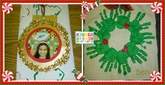 KinderbyKim's Blogspot!: Gingerbread Man and More Holiday Fun!