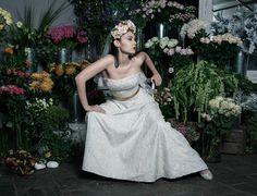 Atelier Tammam Banana dress