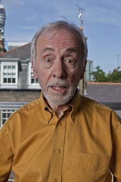 Andrew Sachs by Paul Heneker, taken from http://tgr.ph/xAwlXZ. This image featured in the exhibition Funny Faces in aid of Shelter at the Strand Gallery, 06.12.11 - 17.12.11 http://www.heneker.com