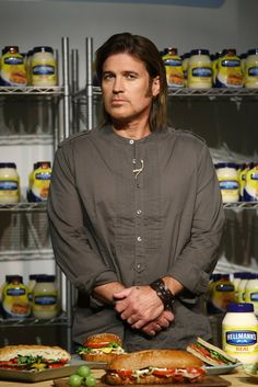 Billy Ray Cyrus - Billy Ray Cyrus Launches The Virtual Sandwich Swap N Share Program