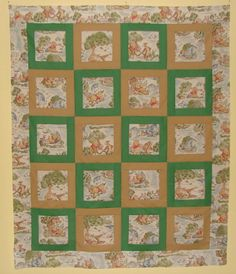 winnie-the-pooh-baby-quilt