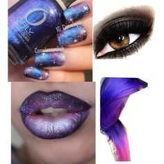 To Infinity and Beyond by lexy13430 on Polyvore featuring polyvore and beauty