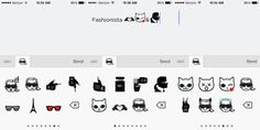 Karl Lagerfeld Can Now Help You Digitally Express Your Feelings with Branded Emojis