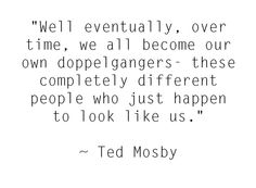 Very true Ted mosby Tv Show Quotes, Book Quotes, Life Quotes, 2015 Quotes, Pain Quotes, Quotes Quotes, I Meet You, Told You So, How Met Your Mother