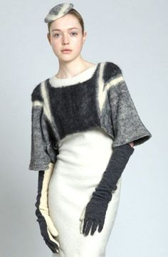 THE FASHION CONNECTOR|YUMIKO ISA...Showcasing the best of new fashion designers