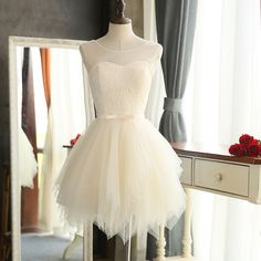 Sexy Prom Dress,Charming Prom Dresses,Tulle Prom Gown,Cute Party