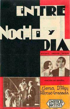 """Entre noche y día (1931) """"Entre noche y día"""" de Albert de Courville, Fernando Gomis - tt0211354"""