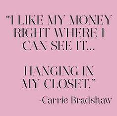 Carry Bradshaw Quotes