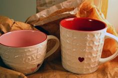 Image detail for -Heart Mugs Image