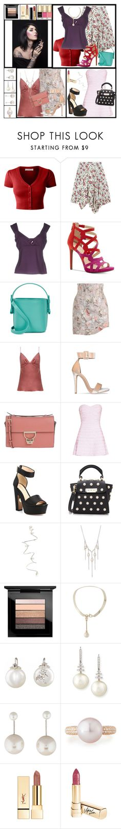 """""""Template 2"""" by denibrad ❤ liked on Polyvore featuring LE3NO, Isabel Marant, Diana Gallesi, Jessica Simpson, Nico Giani, Zimmermann, Coccinelle, Hervé Léger, Nicholas Kirkwood and ZAC Zac Posen"""