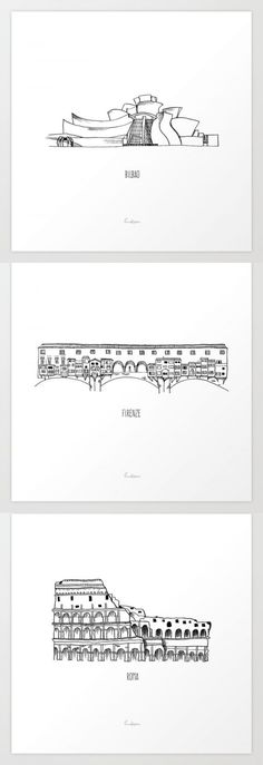 40 Beautiful Architectural Prints & Posters For People Who Love The Craft