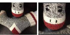 monkey work knitted socks | the knitting space