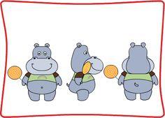 Canal Panda Blog: Quem é o Hipopótamo Panças?