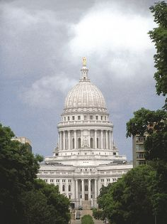 State Capitol, Madison, WI