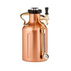 GrowlerWerks uKeg 64 oz. - Copper Growler