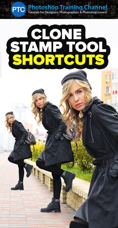 In this tutorial, you will learn to supercharge the Clone Source tool in Photoshop by using keyboard shortcuts.