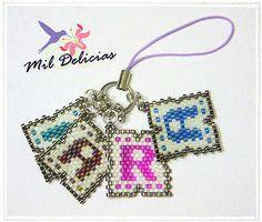 Mil Delicias: ♥ Adornos para el bolso