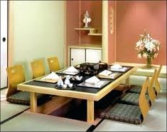 172 Best Japanese Dining Table Ideas Images Japanese Dining Table Dining Table Japanese Interior