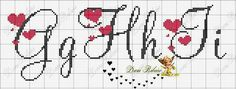 Cross Stitch Quotes, Cross Stitch Letters, Cross Stitch Borders, Cross Stitch Samplers, Cross Stitch Designs, Cross Stitching, Cross Stitch Embroidery, Stitch Patterns, Embroidery Alphabet
