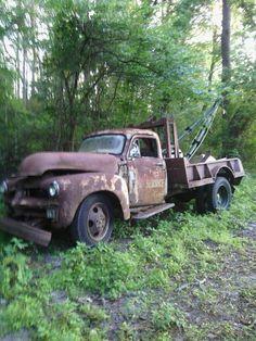 Olddddd Tow