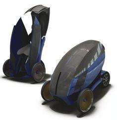 GE Electric Plug-in Hybrid Vehicle By Misha Shevelkin
