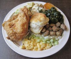 """Southern Food Near I-75 and I-475 in Central Georgia - """"This site was developed by Bill Golladay of Warner Robins, Georgia. It is not intended to be a comprehensive listing of every good place to eat in Central Georgia. It is my personal list of places where I like to eat Southern food."""" : earthlink"""