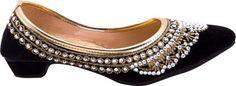 Royal Collection Jutis - Buy Black Color Royal Collection Jutis Online at Best Price - Shop Online for Footwears in India   Flipkart.com