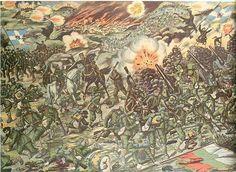 Battle of Kilkis June Kingdom of Bulgaria vs Kingdom of Greece.