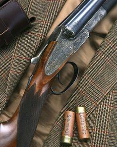 www.pinterest.com/1895gunner/ Double barrel shotgun SxS