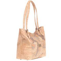 Nachhaltige Handtasche aus Kork – Vegane Korktasche von Montado Sustainable Fashion, Sustainability, Personal Style, Laptop Tote, Fanny Pack, Pocket Wallet, Handbags