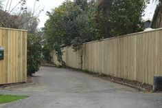Town fence by AKB Construction Manawatu New Zealand