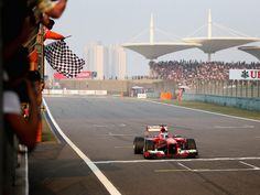 Alonso's mid-race pace jumped him into a race-winning lead to secure victory in the Chinese GP.