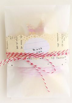 Inspire Lovely #Gift Wrap