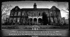 Pennhurst State School and Asylum...this place is the creepiest, but I love going!