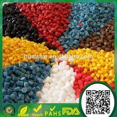 customized pvc pellets plastic pellets for injection molding