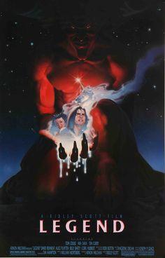 Legend (1985) Original One Sheet Movie Poster