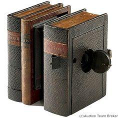 Scovill: Book Camera camera, excelente!