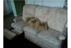 FREE reclining 3 Seater Sofa, Act fast!